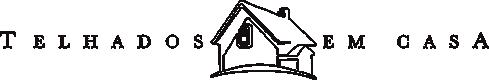 Logo Telhados em Casa